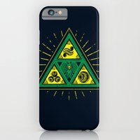 The Tribal Triforce iPhone 6 Slim Case