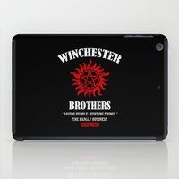 Winchester Brothers iPad Case