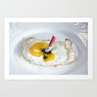 - Hi. I'm In Love With Y… Art Print