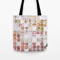 little boxes Tote Bag