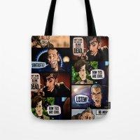 New Who Tote Bag