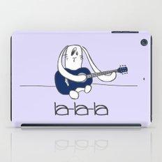 La-la-la iPad Case