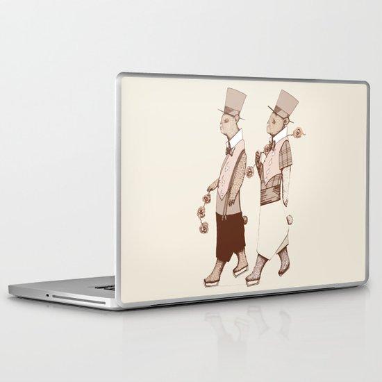 Le Défilé Laptop & iPad Skin