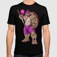 Hulk Ninja Turtle SMALL Black Mens Fitted Tee
