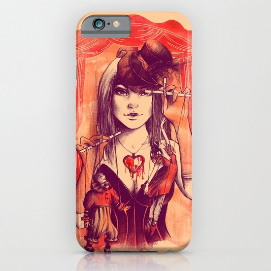 TAKE CONTROL iPhone & iPod Case
