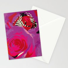 Flowers series_v02 Stationery Cards