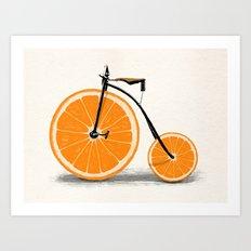Vitamin Art Print