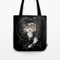 Dangerous Mind Tote Bag