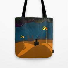 LEADING THE STARS Tote Bag
