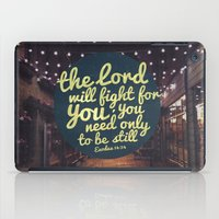 FIGHT FOR YOU iPad Case