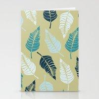 Leave Me Multi (Seaside) Stationery Cards