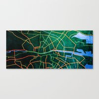 Eastward Canvas Print