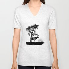 The Forest of the Lost Souls Unisex V-Neck