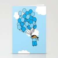Oekie Street  Stationery Cards