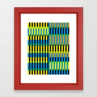 Cinetism Framed Art Print