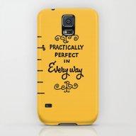 Practically Perfect In E… Galaxy S5 Slim Case