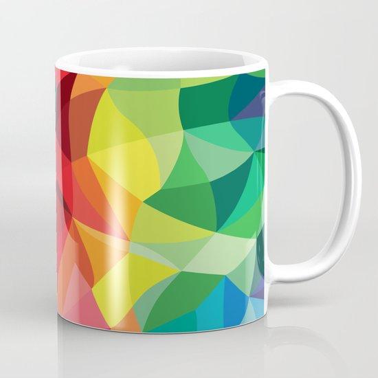 Color Shards Mug