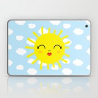 Sunny Days Laptop & iPad Skin