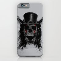 iPhone & iPod Case featuring Skull Hat by Fathi