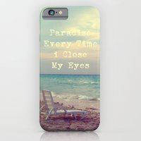 iPhone & iPod Case featuring Paradise by TaylorT