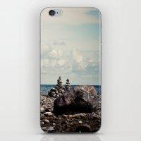 Sentinels iPhone & iPod Skin