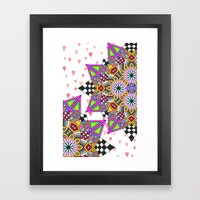 Till You Come Back to Me, that's What I'm Gonna Do! Framed Art Print