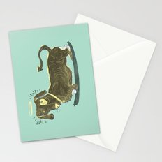 Bad Dog! (The Little Dachshund That Didn't) Stationery Cards
