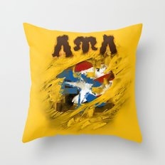 LUL Puerto Rican 2013 Throw Pillow