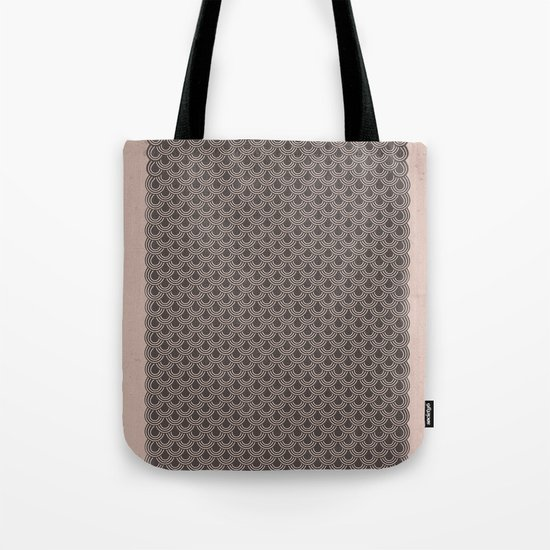 眞銀용갑옷 - Mithril DRAGON SCALES ARMOR CAPE Tote Bag