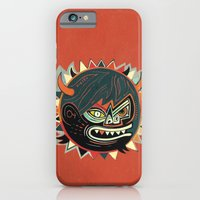 iPhone & iPod Case featuring Gorilla by Exit Man