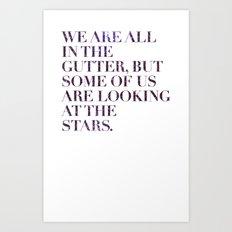 Stardust Art Print