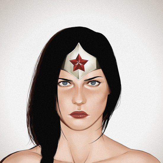 Diana.  Art Print