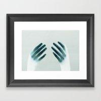 Invert Framed Art Print