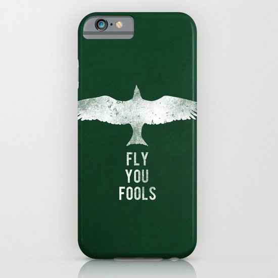 fly you fools iPhone & iPod Case