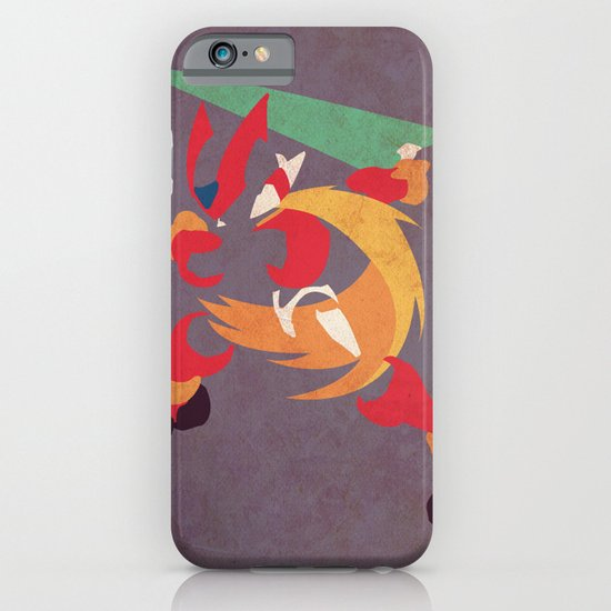 Megaman Zero iPhone & iPod Case