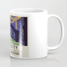 Undercity Classic Rail Poster Mug