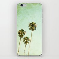 Palm Trees (California D… iPhone & iPod Skin