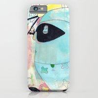 iPhone & iPod Case featuring Julia.B by Nayoun Kim
