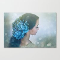 Fairy Light Canvas Print
