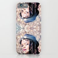iPhone & iPod Case featuring Reflects by pinkushootyou