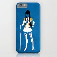 Satsuki Kiryuin iPhone 6 Slim Case