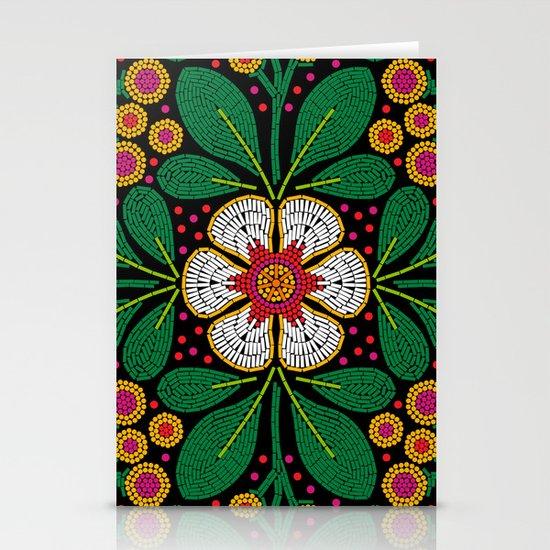 CLUSIA MARACATU Stationery Card