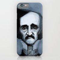 Mr. Alan Poe iPhone 6 Slim Case