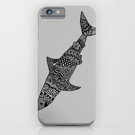 Doodle Shark iPhone & iPod Case