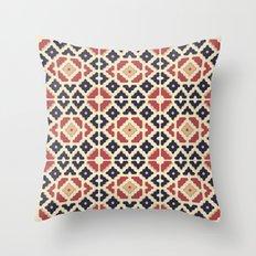 Midcentury Pattern 10 Throw Pillow