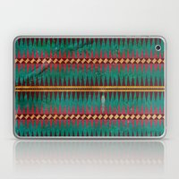Geo Blanket Laptop & iPad Skin