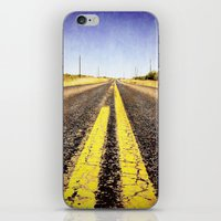 1000 miles to no where  iPhone & iPod Skin