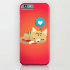 Sleeping Cat iPhone 6 Slim Case