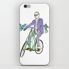 Mr.Fluevog iPhone & iPod Skin