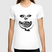 T-shirt featuring Smiley Face by Rishi Parikh